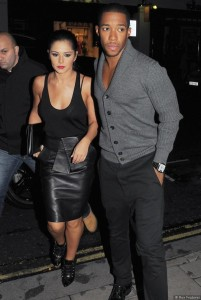 cheryl cole mrsc tattoo removal 2 201x300 Cheryl Cole and Tre Holloway still with Mrs C tattoo