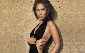 megan fox tattoo removal 300x187 Celebrity Tattoo Removal   Cheryl Cole