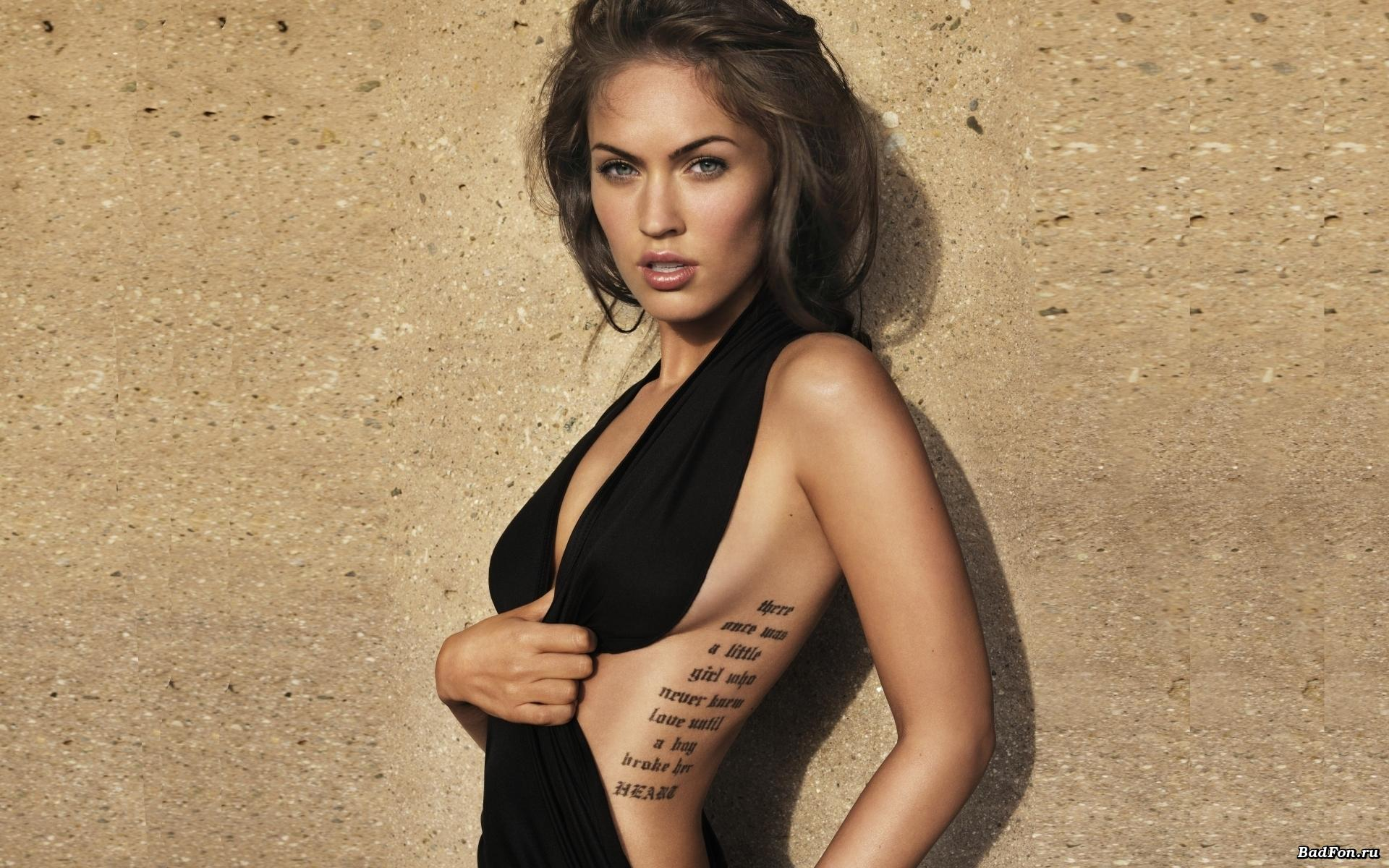 Megan Fox 2013 Body Megan Fox Tattoo Removal
