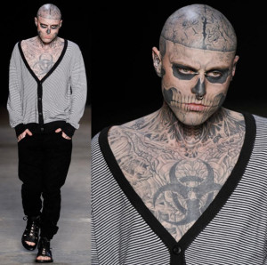 zombie boy 300x298 The Best Cover Up   Zombie Boy!