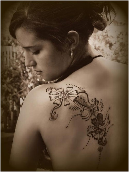 Henna Tattoo Removal 1 Henna Tattoo Removal Is Easier and Can Be Accomplished At Home